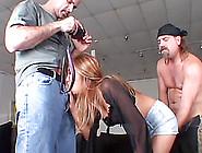 Adorable Pornstar Delivering Steamy Blowjob And Handjob Concurre