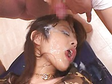 opinion mature assholes blowjob dick and facial join. All