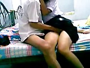 Thai High School Fuck With Her Boy Friend