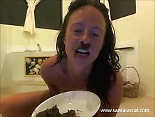Scat Eating