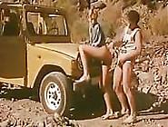 Vintage Outdoor German Porn