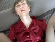 Son Caught Spying Mom While She's Wearing Pantyhose
