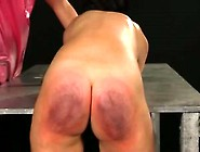 Hard Torture,  Caning And Whipping B2