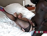 Homemade Interracial Cuckold Milf Step Mom Black Cock Anal