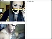 Hot Chat Between Sexy 18 Yr.  Old Girl And 24 Year Old Buff Guy