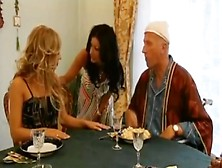 French Milf And 2 Workers Dp