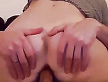My French Wife Is Fucking With Anal