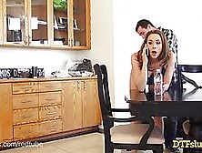 Chanel Preston Likes To Get Fucked While Talking On The Phone,  B