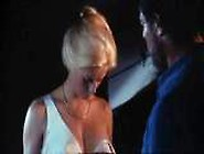 Hot Catherine Deneuve Makes Out With This Dude