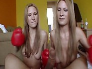 Kate And Kelly Twin Boxers Cbt Bj
