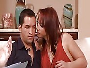 Seducing A Young Man In Front Of Her Husband