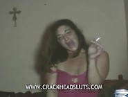 Carly The Crackhead Chat And Trick