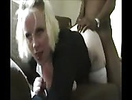 His Wife Tries A Black Cock