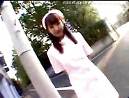 Asian Nurse Public Sex