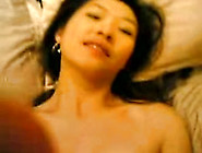 Hairy Cute Asian Slut Takes My Dick In Her Pussy And Enjoys It W
