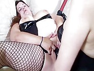 8 Lesbian Grannies And The Big Black Dildo 1 - Scene 2