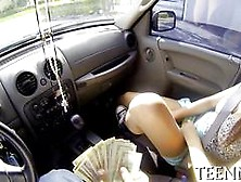 Very Cute Teen Ava Contemplates Doing It For Cash