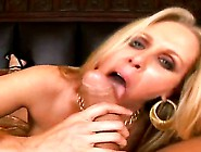 Crazy Hot Blonde Porn Star Julia Ann Starts Out With A Great Blo