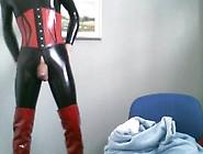 Fetish Latex Boy
