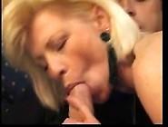 Super Sexy Granny Sucking And Fucking