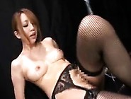 Helpless Asian Slut With Big Hooters Is Made To Enjoy Stron