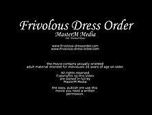 Frivolous Dress Order - The Side View