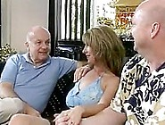 Satisfying The Wife Of Fantasy (Bbc Gangbang & Lesbian)