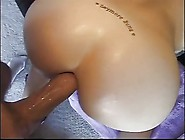 Homemade,  Sucking Fat Cock And Anal Fuck