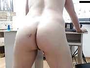 Amateur Chick Ass Shaking In Panties