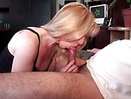 Milf Carol Gets A Nut Shot To The Face