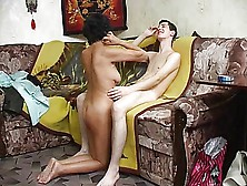 Mature And Young Cock 24