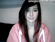 Attention Whore Quick Flashing On Webcam For Boyfriend