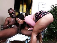 Black Fat Booty Porsha Carrera Sucking And Banging