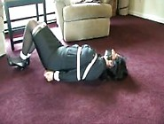 Crawling When Boond And Gagged