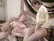 Amazing Facial Vintage Clip With Tom Byron And Hershel Savage