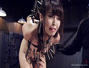 Unbelievable Marica Hase Acting In Bdsm Video