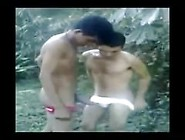 Public Sex.. Brazilians Fucking In Park.. People Near