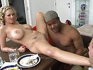 Blonde Wife Katie Kox Fucks Black Cock In Front Of Her Husband