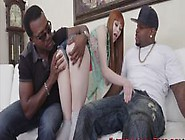 Young Slut Alexa Nova First Interracial Taking 2 Bbc S Anal And