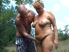 Matures Outdoor Pissing