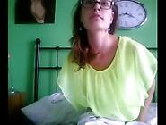 Webcam Amateur Teen Strip Tease Bate