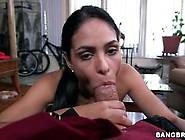 Kinky Latina Maid Jasmine Caro Fucks Her Client