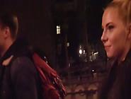 Ilana In Hot Blonde Ilana Fucks In A Hot Pickup Porn Video