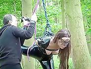 En###d Slut Big Tits Punishment In The Bondage Cage