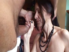 Gina Rome Gets Fucked By Her Partner