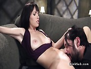 Dude Ties Up And Deep Throats Ex Wife