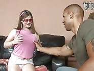 Ts Tiffany Starr Will Blow For The Job And She Also Gets Her Dic