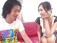 Fabulous Japanese Girl Julia In Amazing Handjobs,  Big Tits Jav V