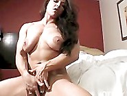 Brandimae Plays With Her Pussy