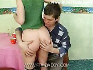 Teen Daughter Rides And Sucks Off Her Step Dad Just To Spite Her